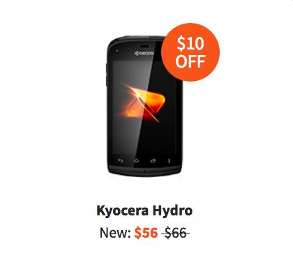 tello Kyocera Hydro