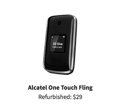tello Alcatel One