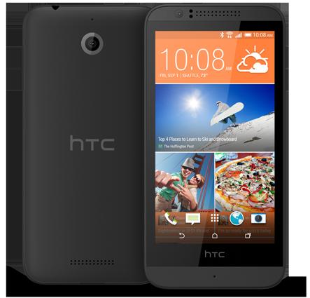 win free smartphone HTC desire 510