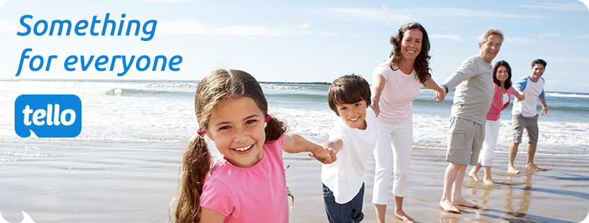 How Tello is helping families save & enjoy more