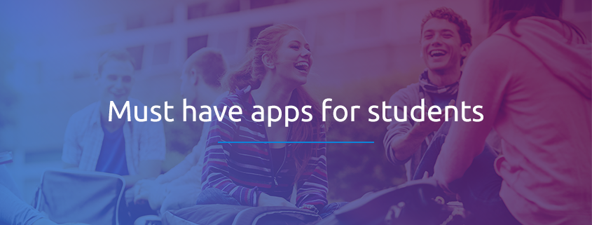 must have apps for students