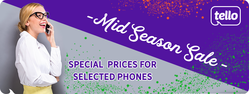 tello phone sale