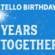 tello's anniversary offers