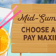 Mid-Summer Sale: Choose Any Plan, Pay Maximum $10