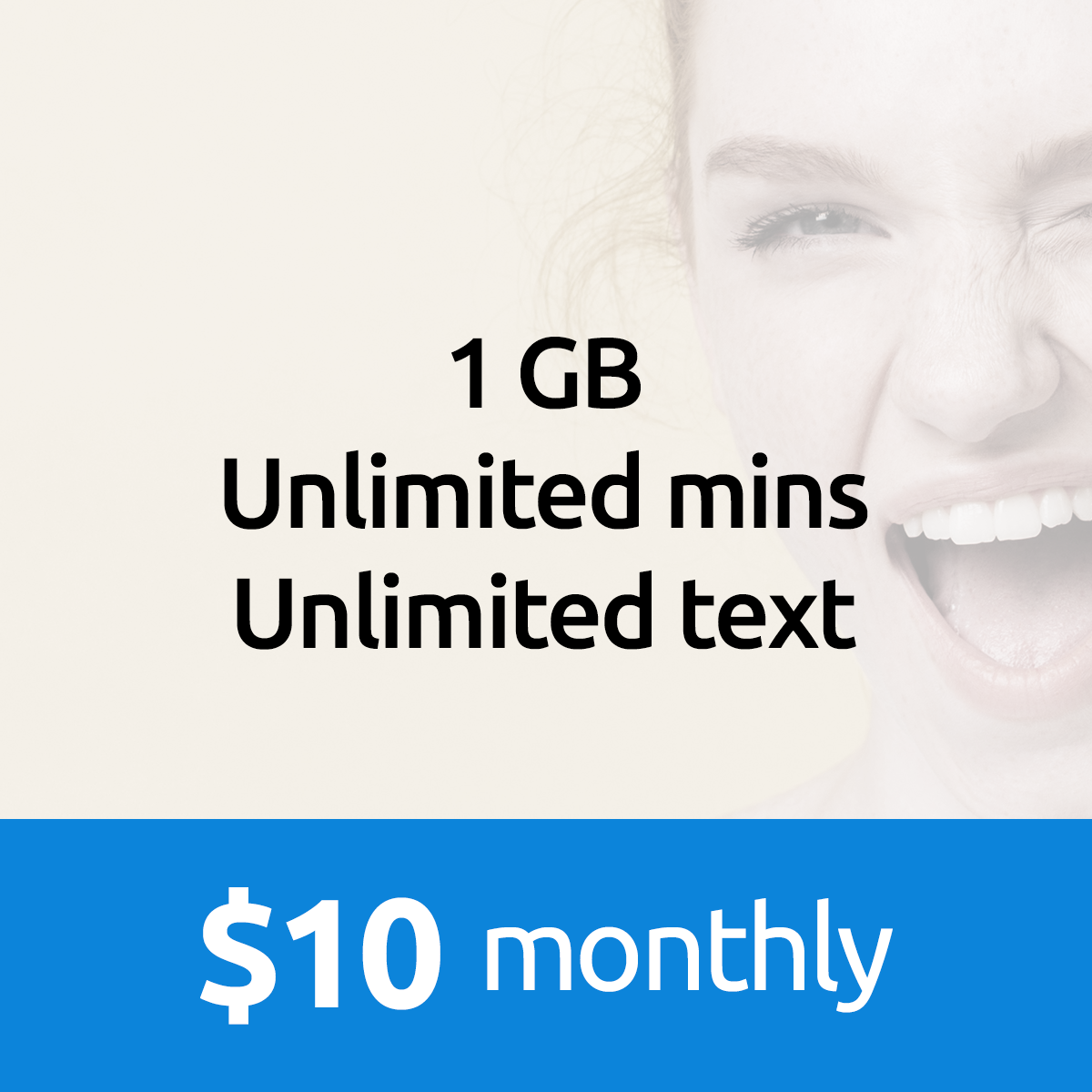 Overpriced wireless is over! New Irresistible Plans Are Here