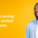 how to ease into savings