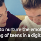 emotional wellbeing of teens
