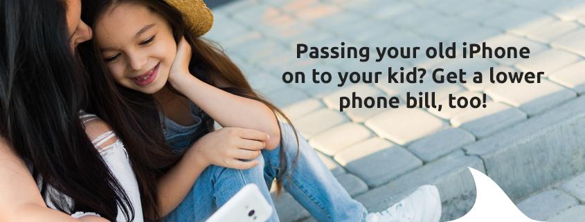 kids' first phone