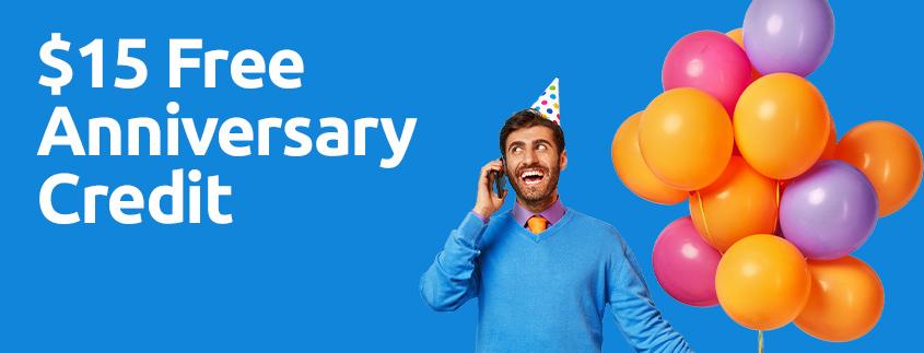tello anniversary offer