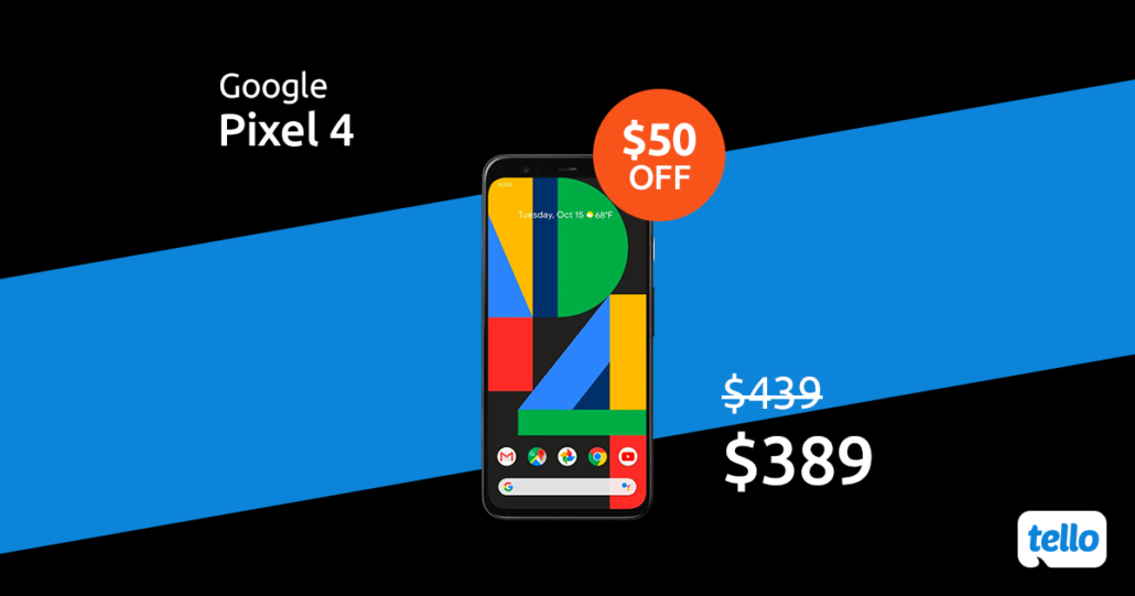 tello black friday phone sale