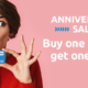 tello anniversary deal: buy one month get one free